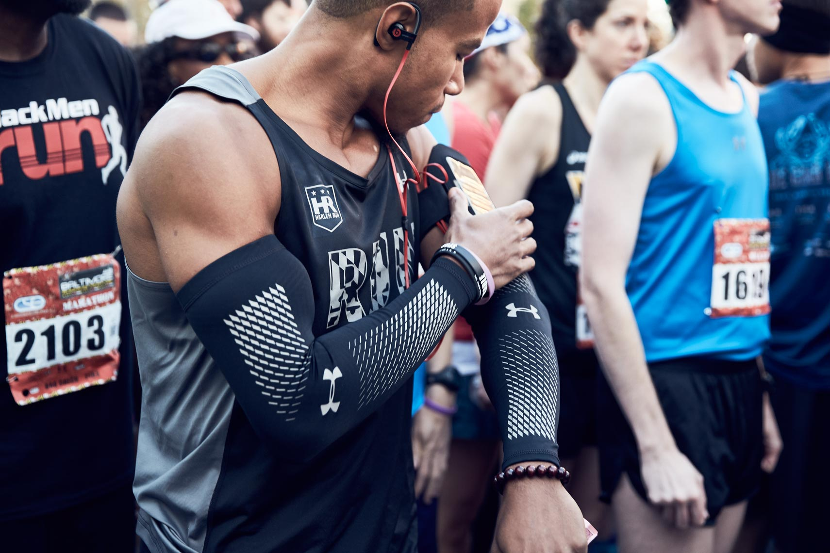 Harlem Run  - Under Armour