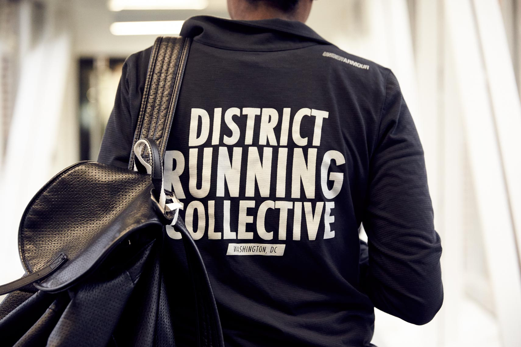 District Running - Under Armour