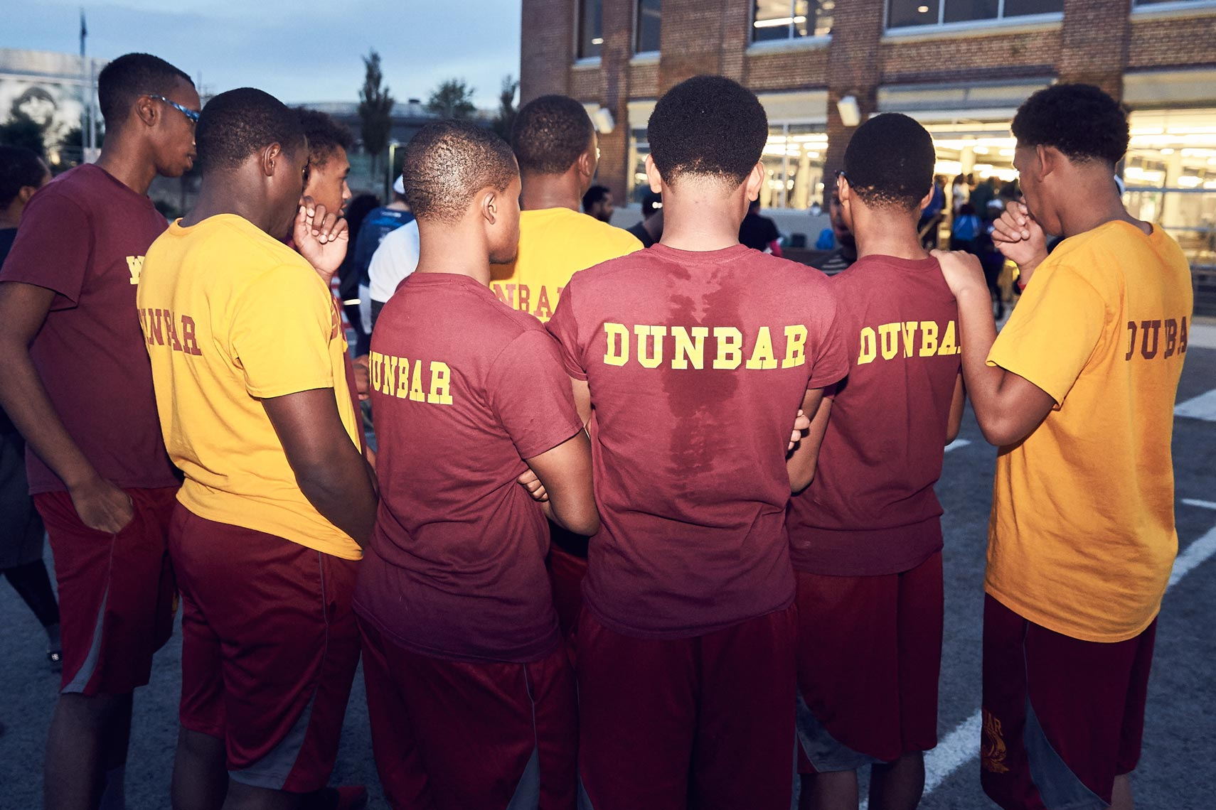 Dunbar High - Under Armour