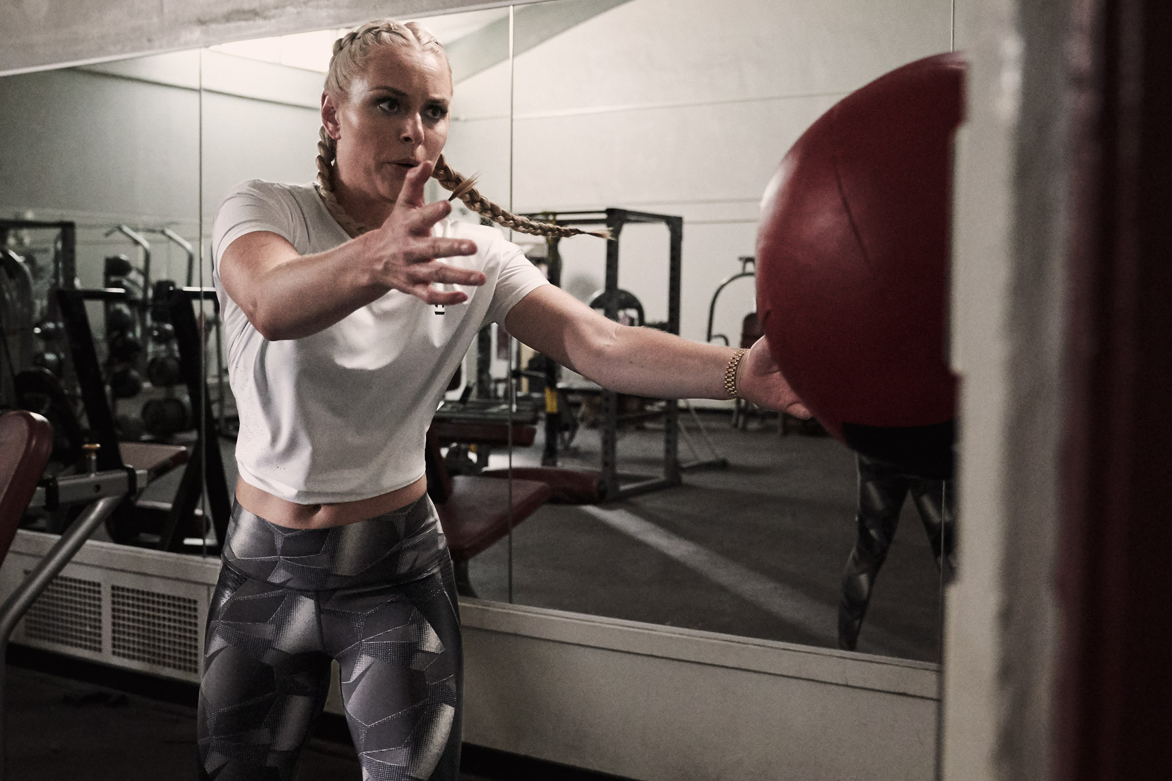 Lindsey Vonn - Under Armour