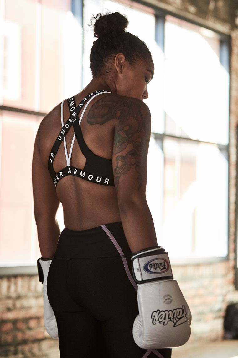 Monica Jones - Under Armour Womens Training