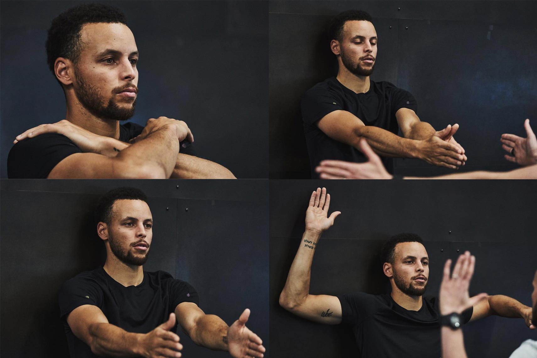Steph Curry - Under Armour PDX