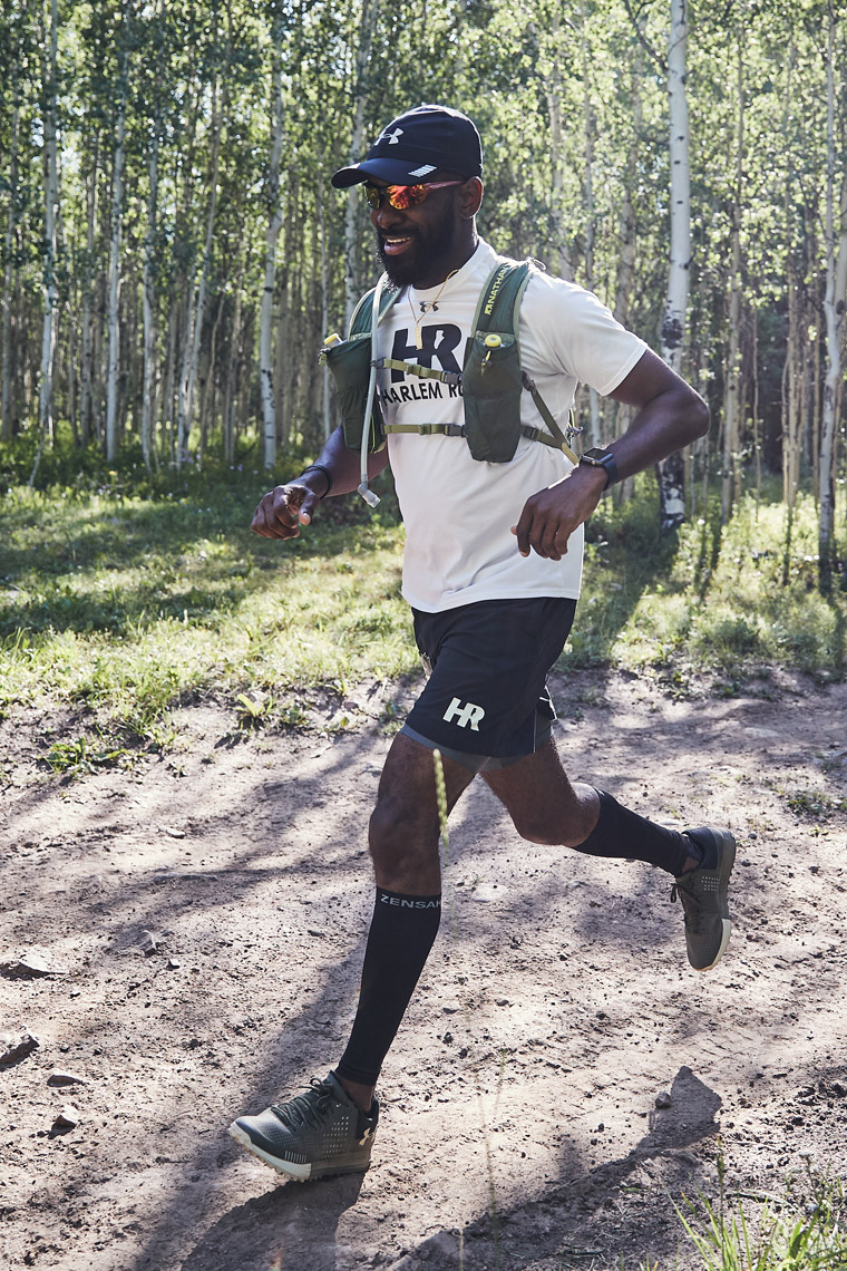 Maurice Childs -Harlem Run - TransRockies Run