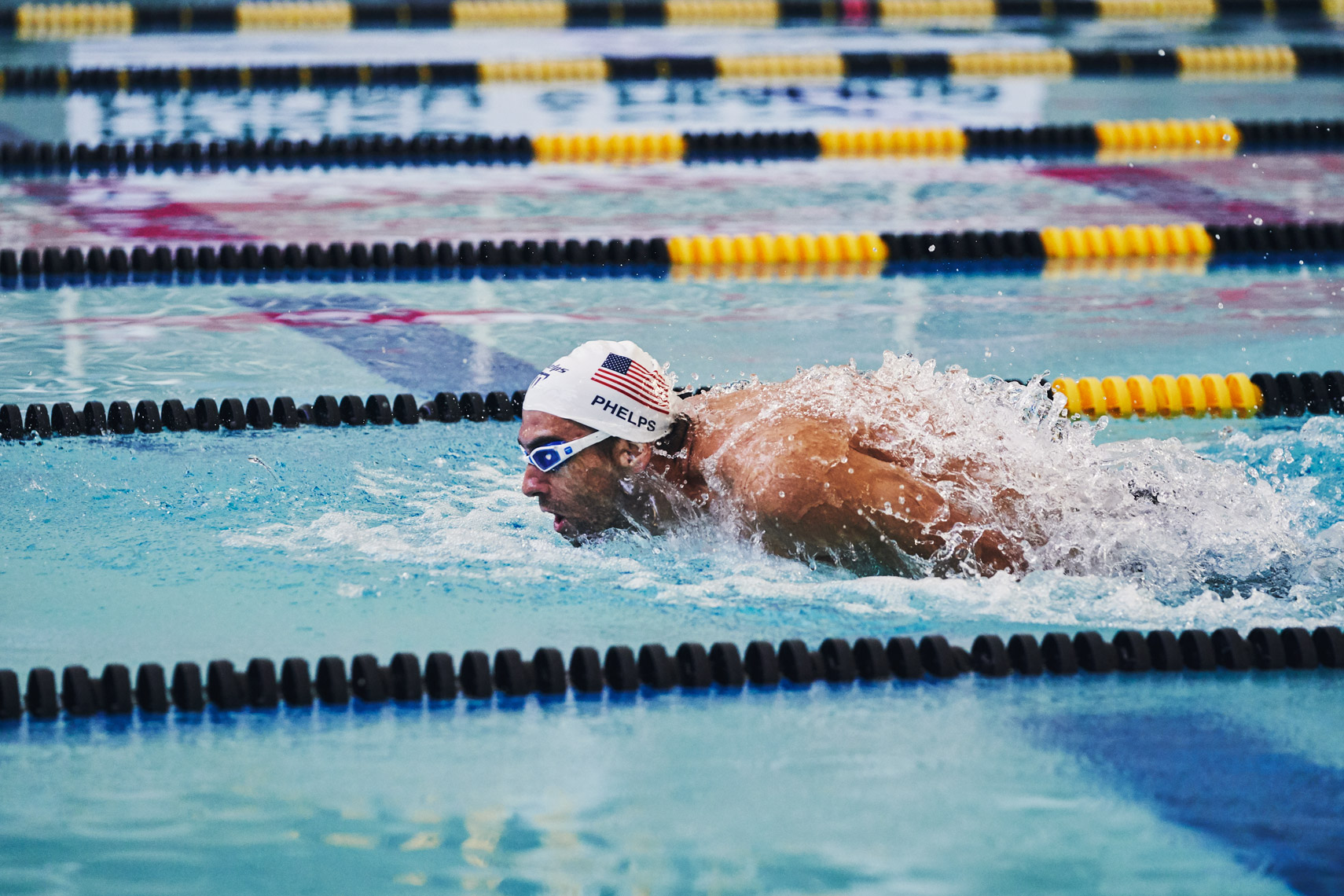 Michael Phelps - Under Armour